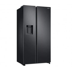 Samsung RS68N8240B1 nevera puerta lado a lado Independiente Negro 617 L A++