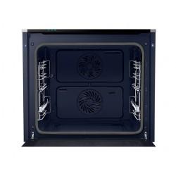 Samsung NV75J7570RS Horno eléctrico 75 L Negro, Acero inoxidable A