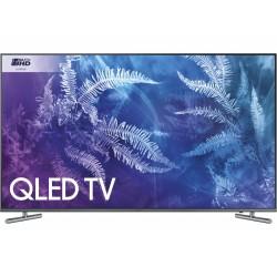 """Samsung Q6F QE55Q6FAMTXXC LED TV 139.7 cm (55"""") 4K Ultra HD Smart TV Wi-Fi Titanium"""