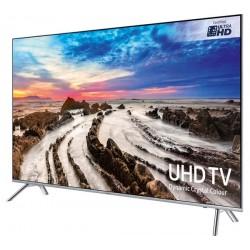 "Samsung MU7000 LED TV 124,5 cm (49"") 4K Ultra HD Smart TV Wifi Negro, Plata"