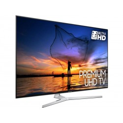 "Samsung Series 8 UE55MU8000TXZT LED TV 139,7 cm (55"") 4K Ultra HD Smart TV Wifi Negro, Plata"