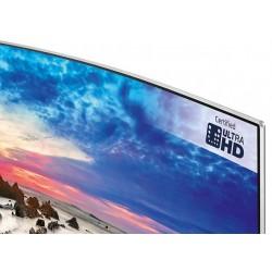 "Samsung UE49MU9000T LED TV 124,5 cm (49"") 4K Ultra HD Smart TV Wifi Negro, Plata"