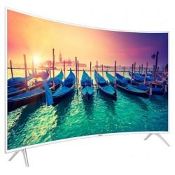 "Samsung UE49KU6510U LED TV 124.5 cm (49"") 4K Ultra HD Smart TV Wi-Fi White"