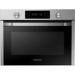 Samsung NQ50J3530BS horno Horno eléctrico 50 L 3000 W Negro, Acero inoxidable