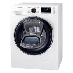 Samsung WW90K6604QW lavadora Independiente Carga frontal Blanco 9 kg 1600 RPM A+++-30%